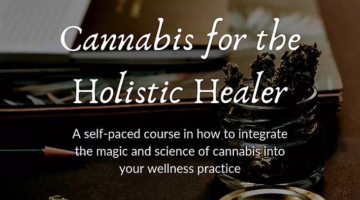 Cannabis for the Holistic Healer